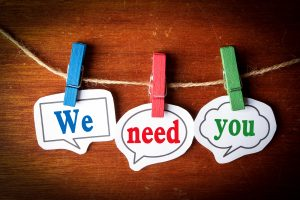 We Need You- How to Help AAASWFL