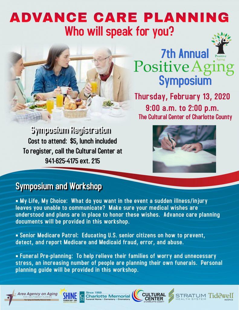 Positive Aging Symposium 2020